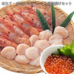 玉冷と海鮮